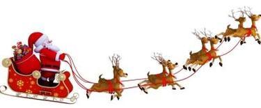 Le Père Noël à Bonnelles